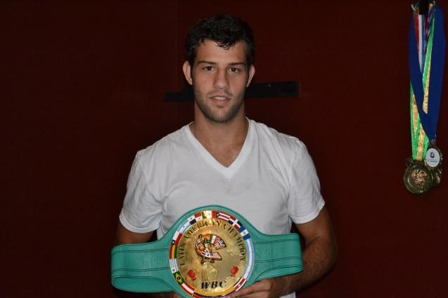 Michael Oliveira - pugilista
