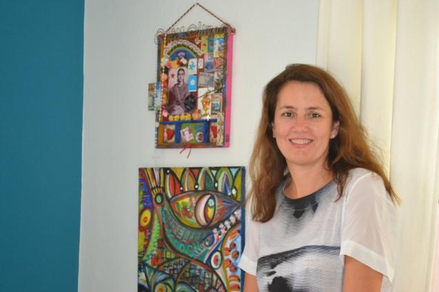 Viviane B. Spinelli - Festival de Cinema Brasileiro de Miami