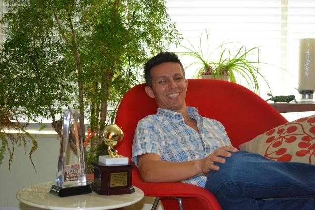 Alexandre Lopes, Professor do Ano da Flórida