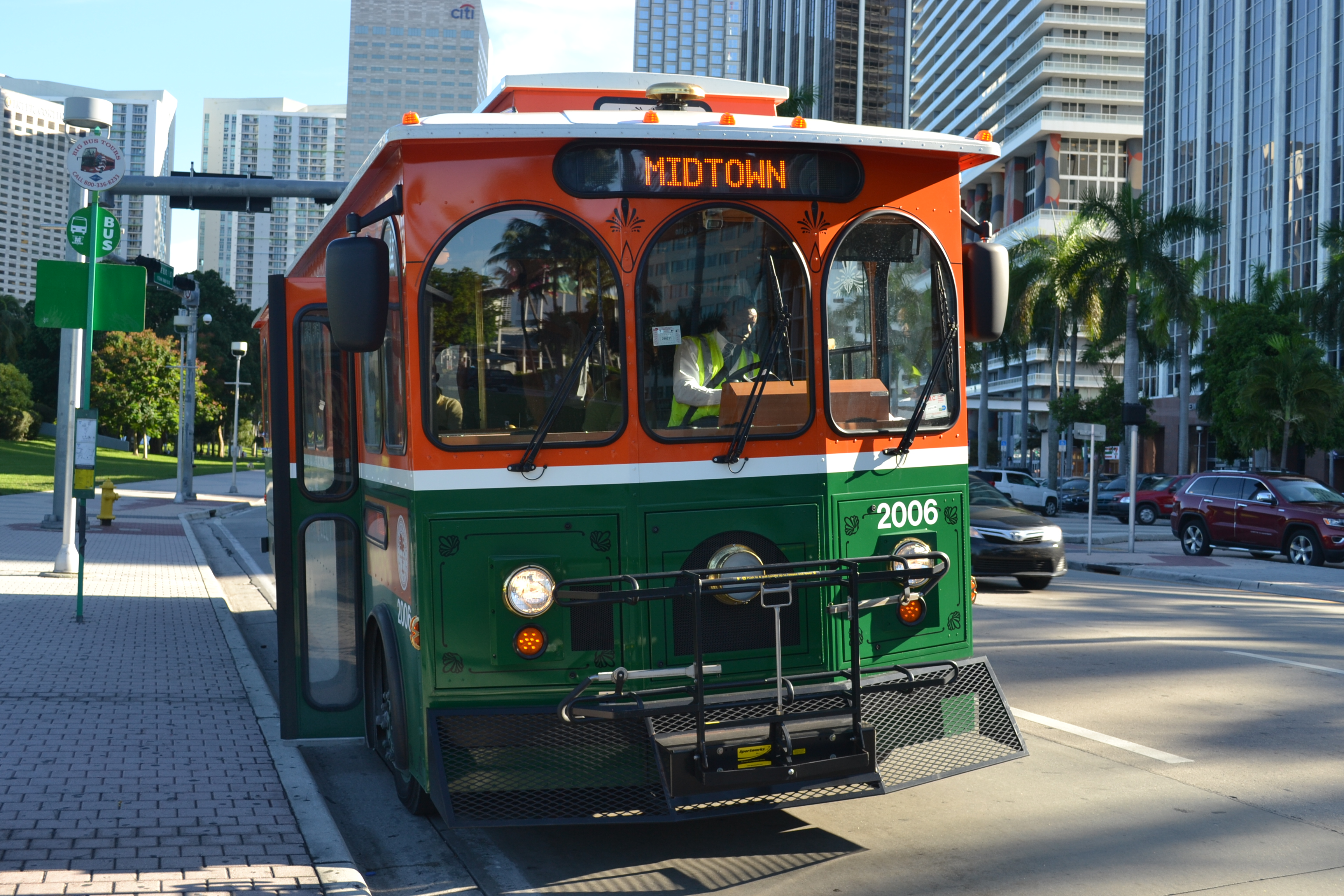 Um Pouco De Downtown Miami Carla Guarilha