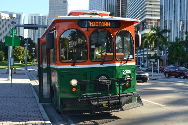 Miami Trolley - Midtown And Design District