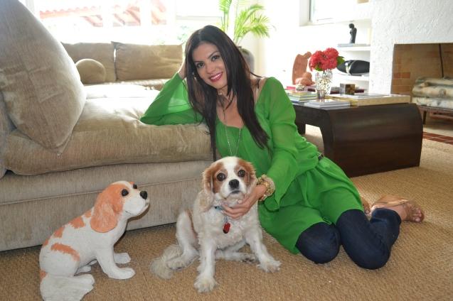 "Adriana de Moura - curadora e marchand brasileira e personagen do ""The Real Housewives of Miami"""