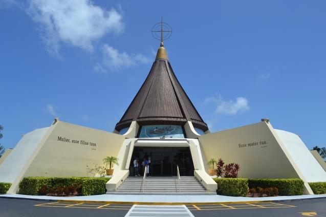 Ermita de la Caridad - Santuario Nacional Coconut Grove - Miami, FL.