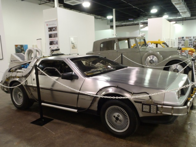 "Delorean ""Back to the Future"" 1981"