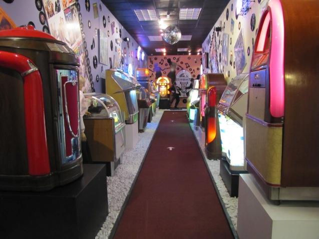 Jukebox Area