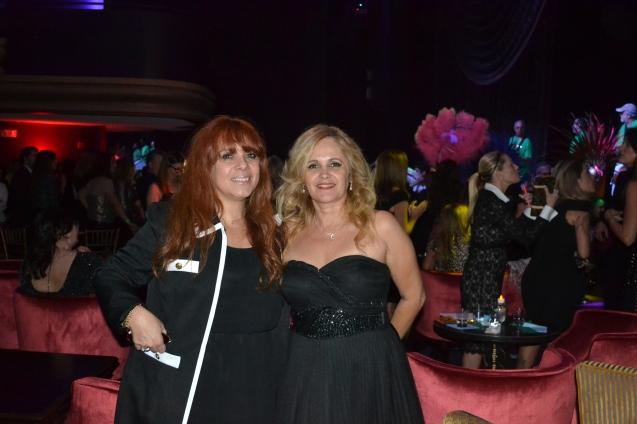 Eleonora Goretkin e Carla Guarilha