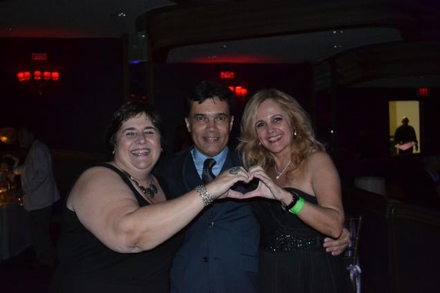 Dra. Cecília Magalhães, Gladiston Belem e Carla Guarilha