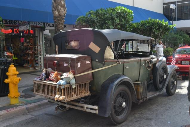Ford Model A Phanton 1930
