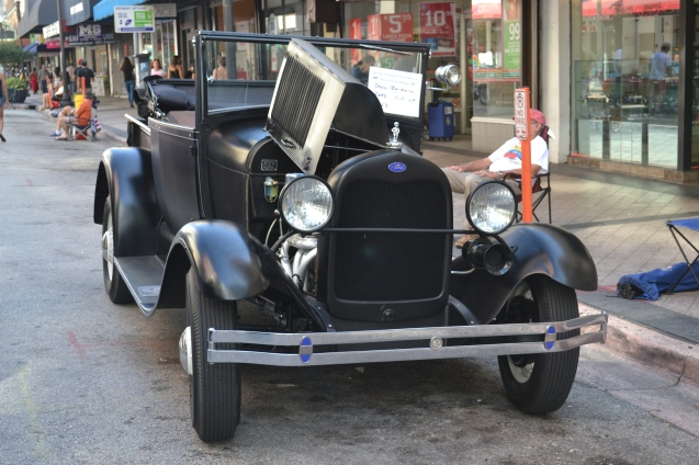 Ford Pick up 1928
