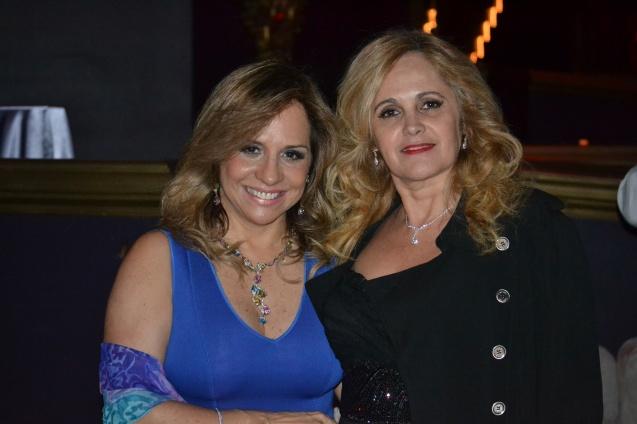 Yara Gouveia e Carla Guarilha