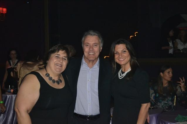 Cecília Magalhães e Aldo e Vanice de Leonardis