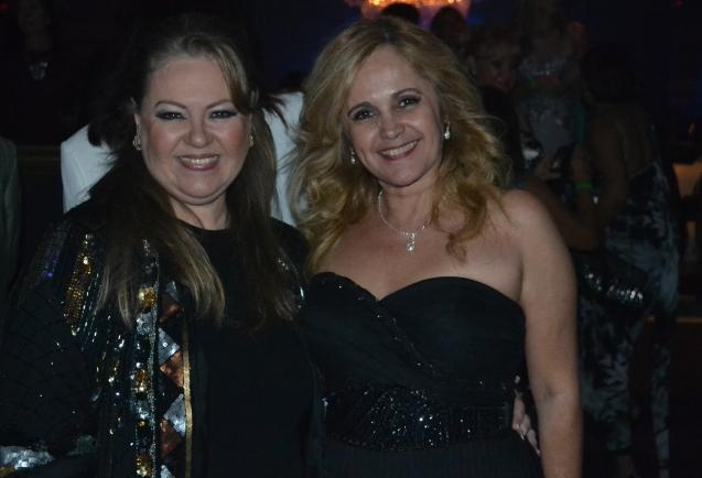 Andrea Felizardo e Carla Guarilha