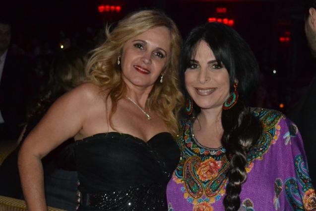 Carla Guarilha e Jade Matarazzo