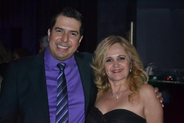 Marco Gonçalves e Carla Guarilha