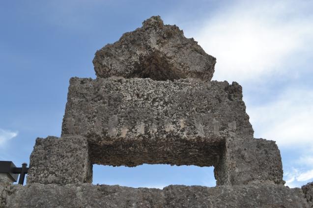 Muro do Norte - A Coroa